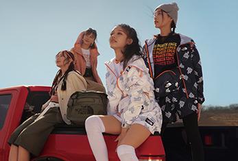 2021春夏女子专属系列