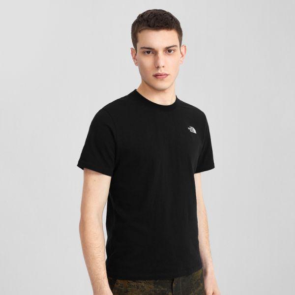 【山夏Tee】【经典款】TheNorthFace北面短袖T恤中性款户外舒适透气上新|5JTT